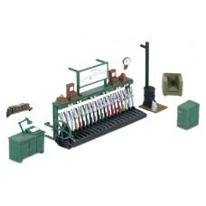 Ratio 553 Signal Box Interior Kit
