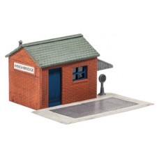 Wills SS16 Weighbridge and hut
