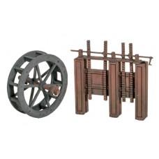 Wills SS84 Water wheel